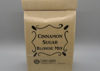 Cinnamon Sugar Blondie Mix