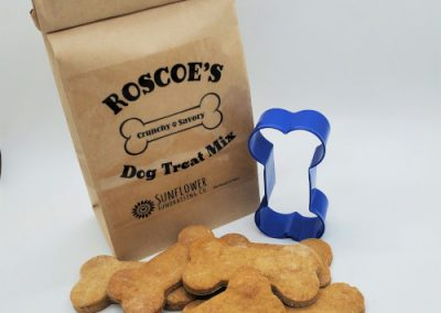 Roscoe Dog Treat Mix Sunflower Fundraising Company